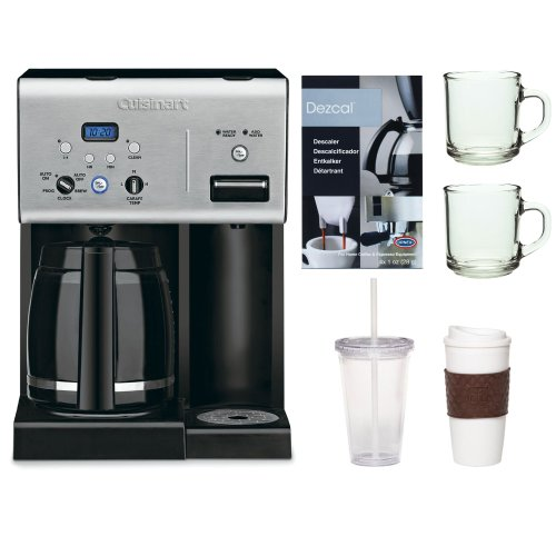 Cuisinart CHW-12 Refurbished Coffee Plus 12-Cup