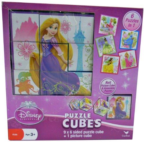 Princess Puzzle Cube - 1