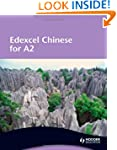 Edexcel Chinese for A2 Student's Book