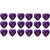 Atorakushon PACK OF 18 Designer Multi Heart Shape FLOATING CANDLE T.lite Tealight Candle FOR DIWALI BIRTHDAY PARTY...