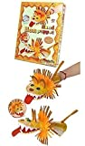 1 x Make Your Own Childrens LION Hand Sock Puppet Kit by Playwrite