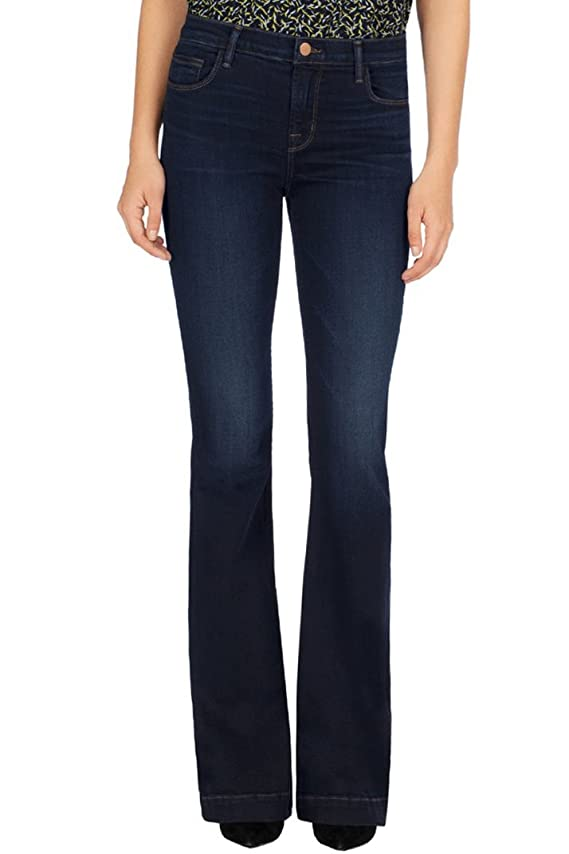 J Brand 23021 Maria Flare Jeans in Embrace