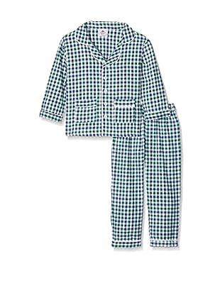 Allegrino Pijama Charly (Verde / Azul / Blanco)