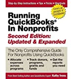 img - for [(Running QuickBooks in Nonprofits )] [Author: Kathy Ivens] [Apr-2011] book / textbook / text book