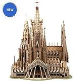 3Dパズル サグラダファミリア聖堂