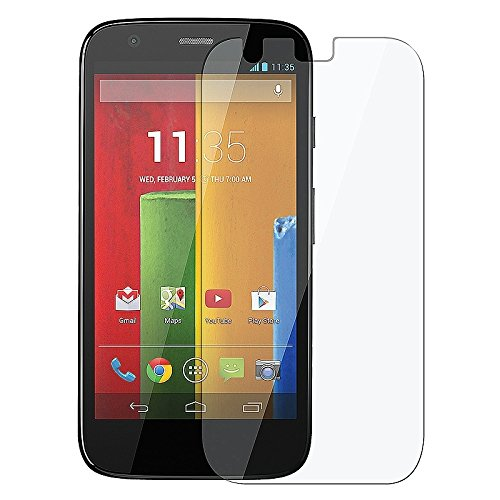 Eforcity® 2 Packs Of Reusable Screen Protectors Compatible With Motorola Moto G