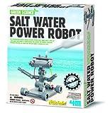 4M Salt Water Powered Robot Kit