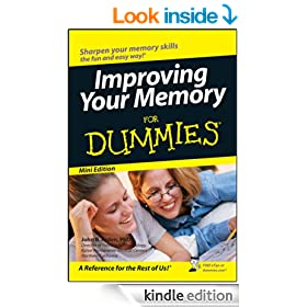 Improving Your Memory For Dummies�, Mini Edition