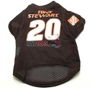 Tony Stewart NASCAR Dog Jersey Extra Large by MVPDOGS