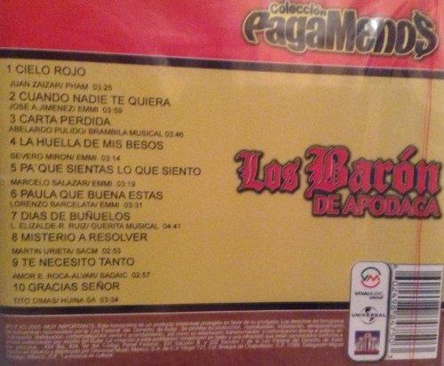 Los Baron De Apodaca-Sentimiento Y Bohemia-ES-CD-FLAC-2002-wWs Download