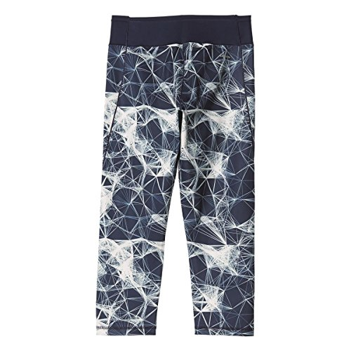 Adidas 3/4 Tightdrop1 Collant, Multicolore (Multco/Maruni), M