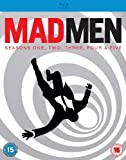 Mad Men - Season 1-5 [Blu-ray] [Imp