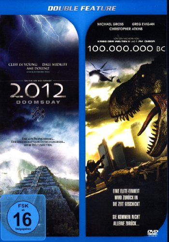 Double Feature - 2012 DOOMSDAY & 100 MILLION BC