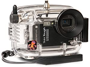 Ikelite Underwater Camera Housing for Olympus Tough 8010 (mju 8010) Digital Cameras