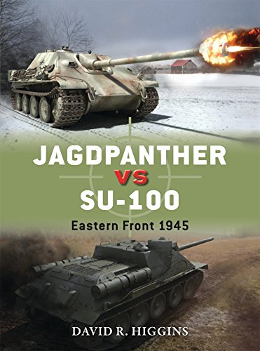 Jagdpanther vs SU-100: Eastern Front 1945 (Duel)
