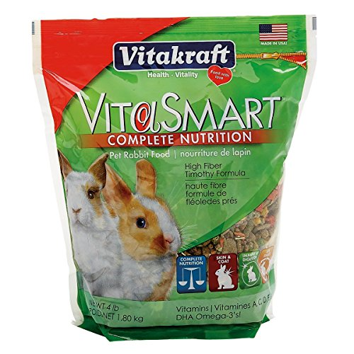 Vitakraft-VitaSmart-Pet-Rabbit-Food-High-Fiber-Timothy-Formula-4-lb