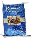 #4: Rozana Basmati Rice 5 kg