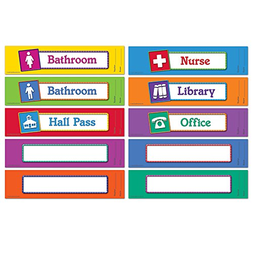 learning-resources-magnetic-hall-passes