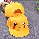 Bigood-Sombrero-Forma-de-Pikachu-contra-Sol-Amarillo