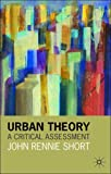 img - for Urban Theory: A Critical Assessment book / textbook / text book