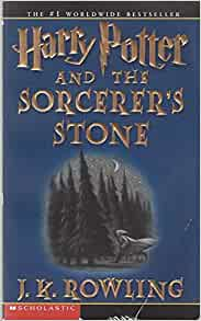 Harry Potter and the Philosopher's Stone by J.K. Rowling - review