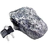 Finejo Real Rock Hide A Key Stone Safe Hidden Outdoor Look Garden