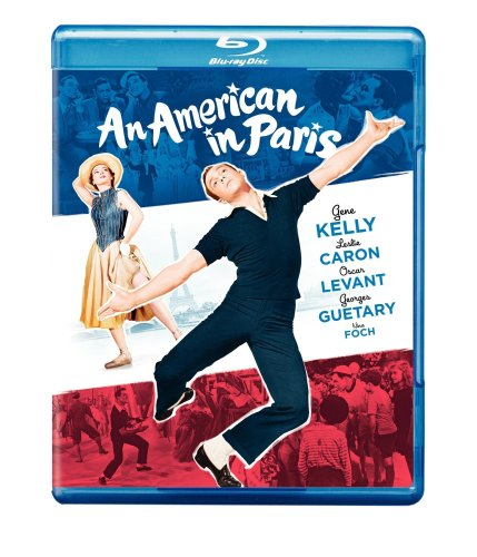 AN AMERICAN IN PARIS (BLU-RAY)