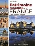 """Afficher """"Patrimoine mondial de la France"""""""