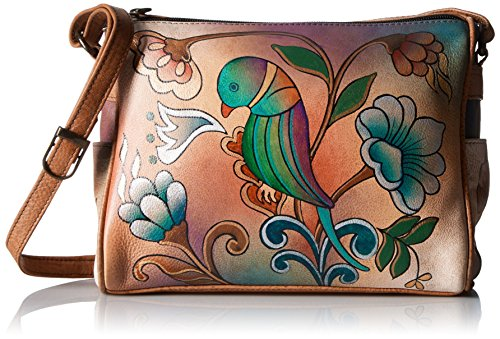 anuschka-handpainted-leather-top-small-convertible-portuguese-parrot-one-size