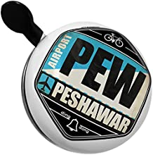 Bicycle Bell Airportcode PEW Peshawar by NEONBLOND