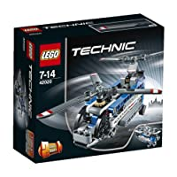LEGO Technic 42020 Twin-rotor Helicopter by LEGO