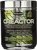 MuscleTech Creactor, Max Potency Creatine HCL Powder, Fruit Punch, 120 servings, 7.76 oz (220g)