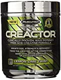 MuscleTech Creactor, Max Potency Creatine HCL Powder, Fruit Punch, 120 servings, 7.76 oz (220g)