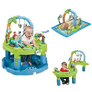 Evenflo exersaucer active learning center