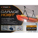 Cargoloc Heavy Duty Garage Hoist 100 Lbs Ceiling Mount