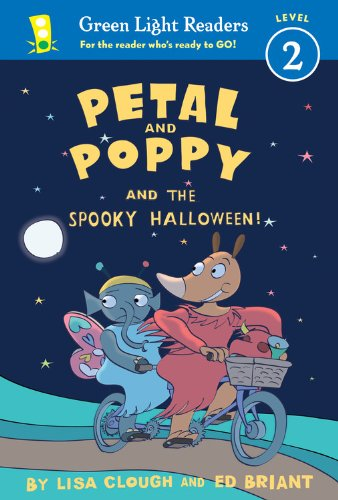 Petal and Poppy and the Spooky Halloween! (Green Light Readers Level 2)