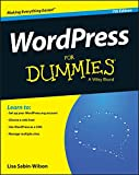 img - for WordPress For Dummies book / textbook / text book