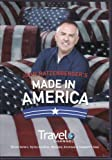 Travel Channel John Ratzenberger's Made In America DVD Includes Gibson Guitar, Harley-Davidson, Monopoly, Airstream, Campbell's Soup