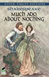 Image of By William Shakespeare - Much Ado About Nothing (Dover Thrift Editions) (9/20/94)