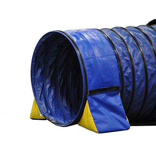 Dog Agility Tunnel Training Outdoor Pet Runner Equipment