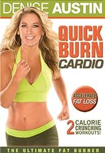 Amazon.com: Denise Austin: Quick Burn Cardio: Denise Austin: Movies