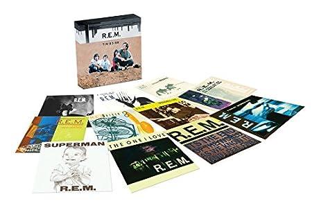 R.E.M singles box set