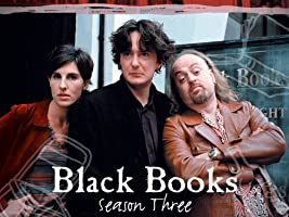 Black Books Season 3