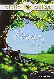Poèmes, 4e-3e