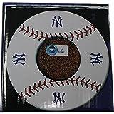 New York Yankees Coaster w/Game Used Dirt (Set of 4)
