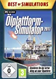 Best of Simulations: Ölplattform-Simulator 2011