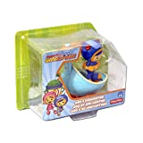 Fisher Price Team UmiZoomi Geo & Umicopter Nickelodeon