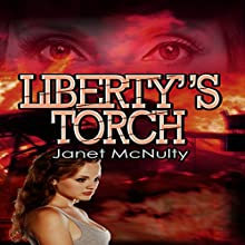 Liberty's Torch: Dystopia Trilogy Book 3 (       UNABRIDGED) by Janet McNulty Narrated by Robert Lee Wilson