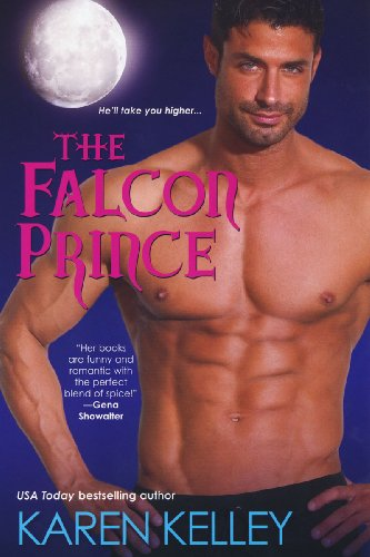 Image of The Falcon Prince (Princes of Symtaria)