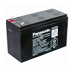 Panasonic LC-R127R2PG PB Akku 12 Volt 7,2Ah VDS G193046 [Elektronik]